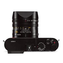 Leica Q (Typ 116) Black Anodized -Refurb Thumbnail Image 3