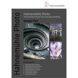Hahnemuehle A4 Digital Photo Media Sample Pack thumbnail