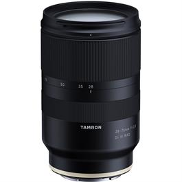 Tamron 28-75mm F2.8 Di III RXD Lens (Sony Fit) thumbnail