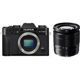 Fujifilm X-T20 Mirrorless Camera With XC15-45mm Lens Kit - Black thumbnail