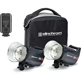 Elinchrom ELC Pro HD 500/500 To Go Set thumbnail