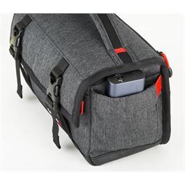 Panasonic DMW-PS10 Grey/Black Messenger Bag Thumbnail Image 4