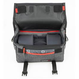 Panasonic DMW-PS10 Grey/Black Messenger Bag Thumbnail Image 2