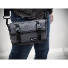 Panasonic DMW-PS10 Grey/Black Messenger Bag Thumbnail Image 6