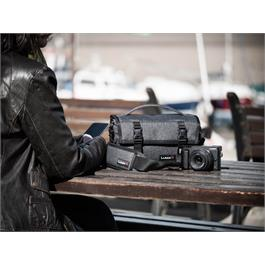 Panasonic DMW-PS10 Grey/Black Messenger Bag Thumbnail Image 7