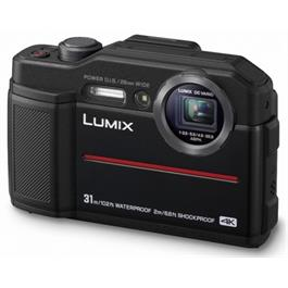 Panasonic Lumix FT7  Digital Still camera Black Thumbnail Image 1