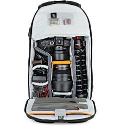 Lowepro m-Trekker BP 150 Charcoal Grey Backpack Thumbnail Image 4