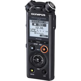 Olympus LS-P4 Linear PCM Recorder thumbnail
