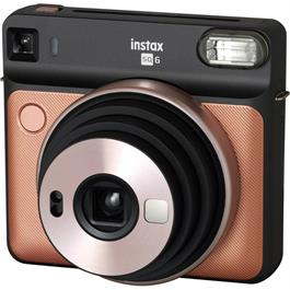 Fujifilm instax Square SQ6 Blush Gold Instant Camera thumbnail