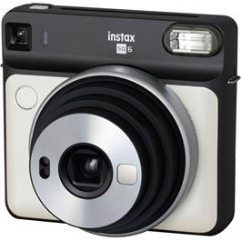 Fujifilm instax Square SQ6 Pearl White Instant Camera thumbnail
