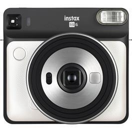 Fujifilm instax Square SQ6 Pearl White Instant Camera Thumbnail Image 1