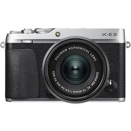 Fujifilm X-E3 Silver Mirrorless Camera + XC 15-45mm f/3.5-5.6 OIS PZ Lens Kit thumbnail