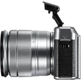 Fujifilm X-A20 Silver Mirrorless Camera + XC 15-45mm f/3.5-5.6 OIS PZ Lens Kit Thumbnail Image 5