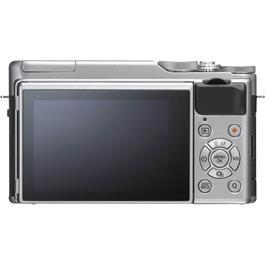 Fujifilm X-A20 Silver Mirrorless Camera + XC 15-45mm f/3.5-5.6 OIS PZ Lens Kit Thumbnail Image 4
