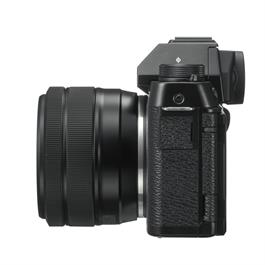Fujifilm X-T100 mirrorless digital camera + 15-45mm XC lens Black Thumbnail Image 5