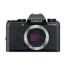 Fujifilm X-T100 mirrorless digital camera + 15-45mm XC lens Black Thumbnail Image 7