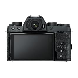 Fujifilm X-T100 mirrorless digital camera + 15-45mm XC lens Black Thumbnail Image 8