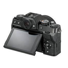 Fujifilm X-T100 mirrorless digital camera + 15-45mm XC lens Black Thumbnail Image 4