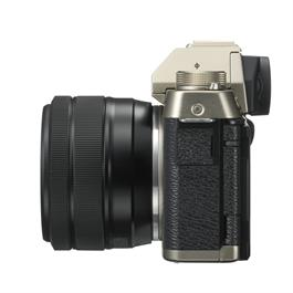 Fujifilm X-T100 mirrorless digital camera + 15-45mm XC lens Champagne Thumbnail Image 5