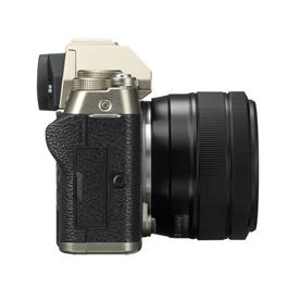 Fujifilm X-T100 mirrorless digital camera + 15-45mm XC lens Champagne Thumbnail Image 6