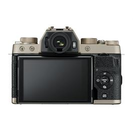 Fujifilm X-T100 mirrorless digital camera + 15-45mm XC lens Champagne Thumbnail Image 8