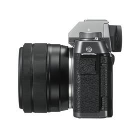 Fujifilm X-T100 mirrorless digital camera + 15-45mm  XC lens Dark Silver Thumbnail Image 5