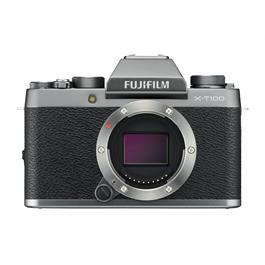 Fujifilm X-T100 mirrorless digital camera + 15-45mm  XC lens Dark Silver Thumbnail Image 7