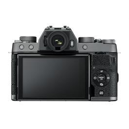 Fujifilm X-T100 mirrorless digital camera + 15-45mm  XC lens Dark Silver Thumbnail Image 8