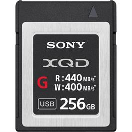 Sony 256GB XQD G Series thumbnail