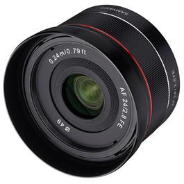 Samyang 24mm AF f/2.8 Sony FE Mount Lens