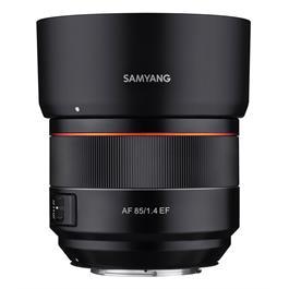 Samyang AF 85mm f/1.4 Canon EF Mount Lens thumbnail