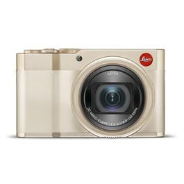 Leica C-Lux Light Gold Digital Compact Camera thumbnail