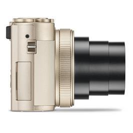 Leica C-Lux Light Gold Digital Compact Camera