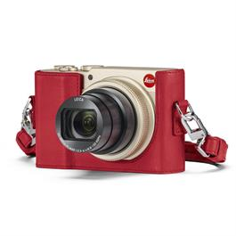 Leica C-Lux Leather Protector - Red thumbnail