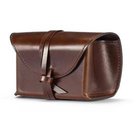Leica C-Lux Leather Vintage Pouch - Brown thumbnail
