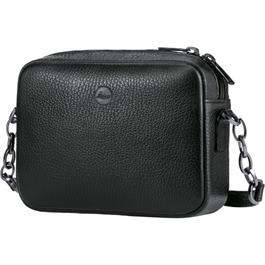Leica Andrea Leather Handbag for C-Lux- Black thumbnail