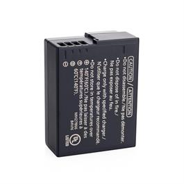 Leica Lithium-Ion-Battery BP-DC12 for Q (Typ 116, V-Lux (Typ 116) and V-Lux 4