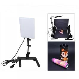 NanGuang LED Photo Light Kit 3 Heads Kit Thumbnail Image 2