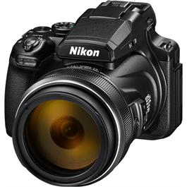 Nikon Coolpix P1000 Digital Camera x125 optical zoom thumbnail