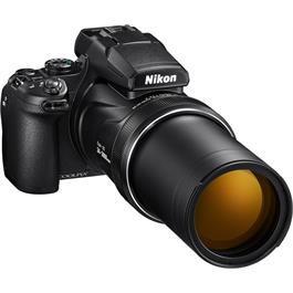 Nikon Coolpix P1000 Digital Camera x125 optical zoom Thumbnail Image 2