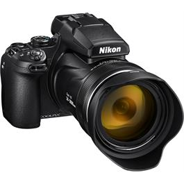 Nikon Coolpix P1000 Digital Camera x125 optical zoom Thumbnail Image 6
