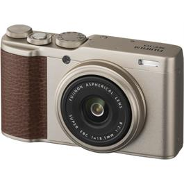 Fujifilm XF10 Compact Camera (Champagne Gold) Thumbnail Image 1