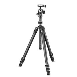 Gitzo GK1545TA Traveler Series 1 4-Section Carbon Tripod Kit for Sony  thumbnail