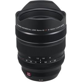 Fujifilm XF 8-16mm f/2.8 R LM WR X Mount Lens Thumbnail Image 1