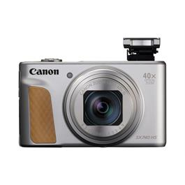 Canon PowerShot SX740 HS - Silver thumbnail