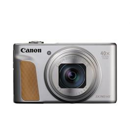 Canon PowerShot SX740 HS - Silver Thumbnail Image 1