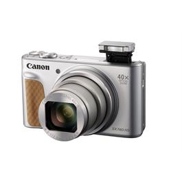Canon PowerShot SX740 HS - Silver Thumbnail Image 2