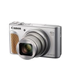 Canon PowerShot SX740 HS - Silver Thumbnail Image 3