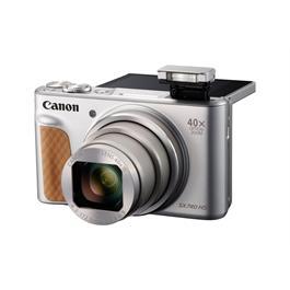 Canon PowerShot SX740 HS - Silver Thumbnail Image 4