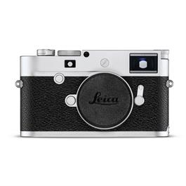 Leica M10-P Digital Rangefinder Camera Silver Chrome  thumbnail